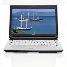 Laptop FUJITSU SIEMENS S710, Intel Core i5-520M, 2.4Ghz, 4 GB DDR3, 320GB SATA, DVD-RW, Grad A-, Diagonala ecran: 14
