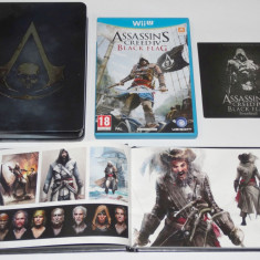Joc Nintendo Wii U - Assassin's Creed IV Black Flag Skull Edition Collector's - Jocuri WII U, Actiune, 18+, Single player