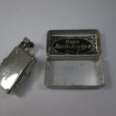 H Temporizator / declansator mecanic pentru aparat foto vechi Haka Autoknips II - Aparat de Colectie