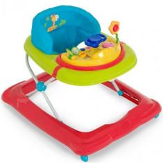 Premergator Hauck Player Jungle Fun, 0-6 luni, Multicolor