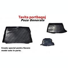 Covor portbagaj tavita Skoda Fabia III 2015-> Break/combi  AL-130720-9