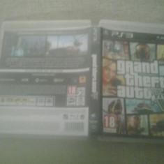 Grand Theft Auto 5 - GTA V - PS3 - Playstation 3 - Jocuri PS3, Actiune, 18+, MMO