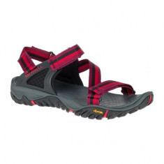 Sandale pentru femei Merrell All Out Blaze Web Beet Red (MRLJ37610) - Sandale dama Merrell, Culoare: Rosu, Marime: 39, 40, 41