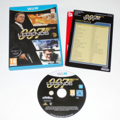 Joc Nintendo Wii U - 007 Legends - Jocuri WII U, Shooting, 16+, Single player