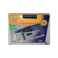 Ciocan rotopercutor Erman 2500W 0-900 RPM 230V