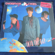 Thompson Twins - Intp The Gap _ vinyl, LP, album, Arista(Germania)_ anii '80 - Muzica Pop arista, VINIL