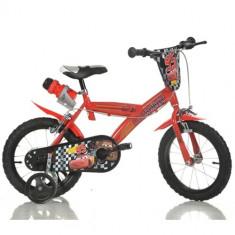 Bicicleta Cars 16 Inch - Bicicleta copii Dino Bikes