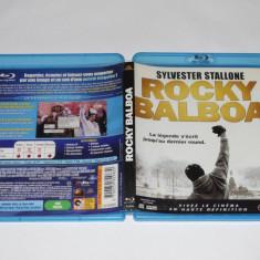 Film Blu-ray Sylvester Stallone Rocky Balboa - Film actiune Altele, Engleza