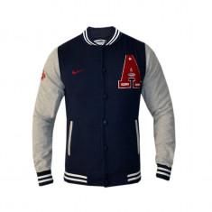 Geaca Nike Barbati College USA Cod Produs D731 - Geaca barbati Nike, Marime: L, Culoare: Din imagine, Bumbac