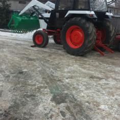 Tractor CASE cu incarcator
