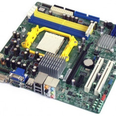 Placi de baza AMD skt AM2, AM2+, 4XDDR2, video HD3200 DVI, VGA, audio 7.1, tablita - Placa de Baza, Pentru AMD, MicroATX