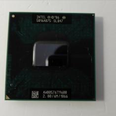 Procesor Laptop Intel T9600 2.80 / 6M / 1066 PD6739 PRO 1, Intel Core 2 Duo, 2500- 3000 Mhz, Numar nuclee: 2, Socket: 479