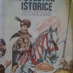 D. Almas - Povestiri istorice -soimi ai patriei si pioneri (Vol.2)