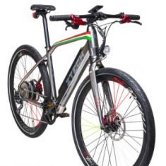 ZT-85- Bicicleta electrica cu cadru Aluminiu - Bicicleta electrice, 20 inch, 28 inch, Numar viteze: 10