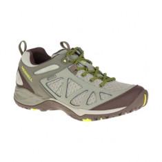 Pantofi impermeabili pentru femei Merrell Siren Sport Q2 GoreTex Dusty Olive (MRLJ37802) - Adidasi dama Merrell, Culoare: Verde, Marime: 36, 38, 39