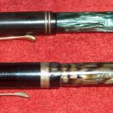 Stilouri vintage : Faber Castell şi Pelikan