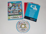 Joc Nintendo Wii U - New Super Mario Bros U + New Super Luigi U, Actiune, 3+, Single player