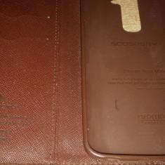 Husa LG G2 Mercury, Maro cu Negru - Husa Telefon