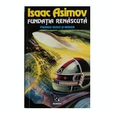 Isaac Asimov - Fundatia renascuta - Carte politiste