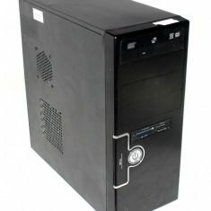 Calculator ATX, AMD Sempron 140 2.70GHz, 4GB DDR3, 250GB HDD, DVD-RW Placa video Asus ATI Radeon HD 3450 256MB GDDR2, 64 biti, PCI-E, HDTV SRV938 - Sisteme desktop fara monitor