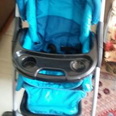 Carucior copii - Carucior copii 2 in 1, Albastru