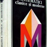 Caius Iacob - Matematici clasice si moderne (Vol.3) - Carte Matematica