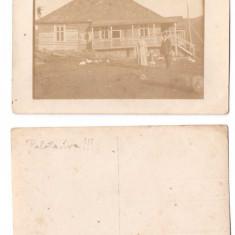 Lunca Bradului (Palotailva, Mures) - Casa, foto-c.p. aprox.1920