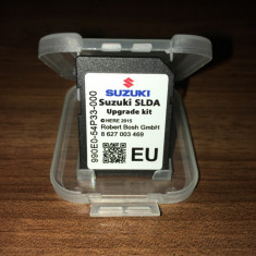 Card navigatie Suzuki Vitara S-Cross SLDA Original Romania Europa 2015 2016 - Software GPS