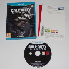 Joc Nintendo Wii U - Call of Duty Ghosts - Jocuri WII U, Shooting, 18+, Single player