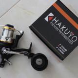 Mulineta Hakuyo XY 7000 XY7000 9+1 ( 10 ) Rulmenti cu Baitrunner