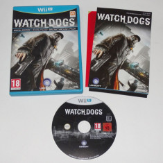 Joc Nintendo Wii U - Watch Dogs 2 Special Edition - Jocuri WII U, Shooting, 18+, Single player