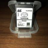 Card TNS 510 Original Toyota harta navigatie EUROPA + ROMANIA 2017 - Software GPS