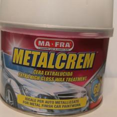 Crema ceara auto pentru luciu si protectia autoturismului