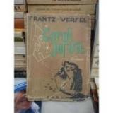 Frantz Werfel cerul jefuit - Roman