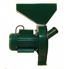 Moara electrica cu ciocanele verde 2,5kw 3000RPM, Micul Padurar