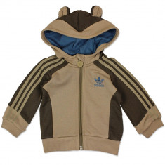 Trening Adidas copii monkey 80 86 92 cm, Marime: S/M, Culoare: Maro