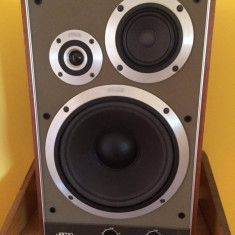 Boxe/Speakers Jamo-J123 Monitor-Studio/Vintage!