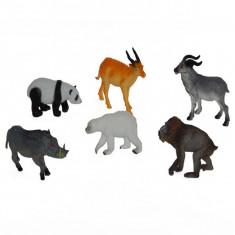 Set animale salbatice Wild animals