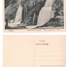 Toplita 1926 - Baile Banffy, cataracta, ilustrata necirculata