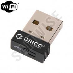 * NOU * NOU * NOU * Adaptor wireless Orico WF-RE1-BK, 150Mbps GARANTIE 12 LUNI !