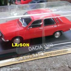 Macheta metal DeAgostini Dacia 1300, noua, scara 1/43 - Macheta auto