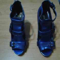 Pantofi/sandale ASOS, albastru electric, nr.38 - Pantof dama