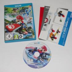 Joc Nintendo Wii U - Mario Kart 8 - Jocuri WII U, Curse auto-moto, 3+, Single player