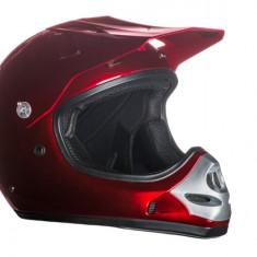 Casca Scooter/Motocicleta pentru Copii cross, eduro ( fara scuter) Zeus H011 - Casca moto, Marime: XL