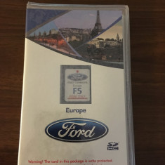 Card FORD Sync 2 Kuga Mondeo Focus C-Max B-Max CARD SD navigatie EU Romania 2016 - Software GPS Tomtom