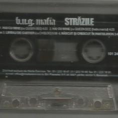 A(01)  Caseta audio BUG MAFIA -Strazile, Casete audio