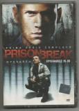 A(01) FILM DVD PRISON BREAK -Evadarea ep 15-16