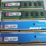 Kit RAM DDR3 desktop 1333 MHz 4x2Gb Kingston