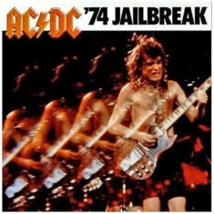 ACDC 74 Jailbreak EP jewelcase (cd) - Muzica Rock & Roll