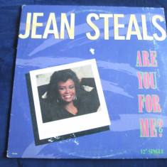 Jean Steals - Are You With Me? _ vinyl, 12